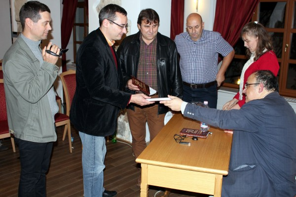 Dr Grüll Tibor előadása a Székesfehérvári Szabadegyetemen