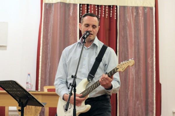 Pajor Tamás előadása